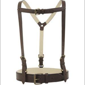 BCBG Harness Belt